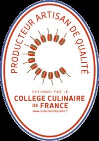 Rex du Poitou, reconnu producteur artisan de qualité par le Collège Culinaire de France